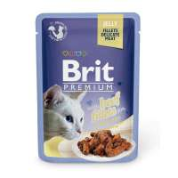 Adult Cat Premium Jelly Beef Fillets