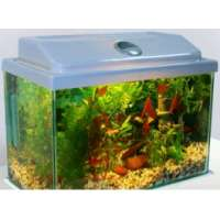 Аквапанорама Aquarium and Cover 30 л