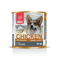 Blitz Dog Chicken, 750 г