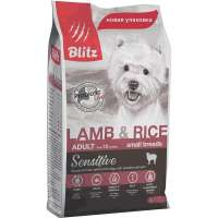 Adult Small Breeds Lamb & Rice